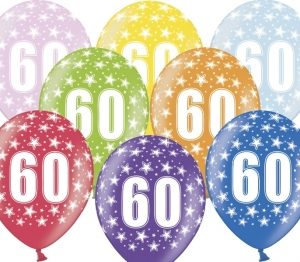 ballong-60th-birthday-metallic-mix