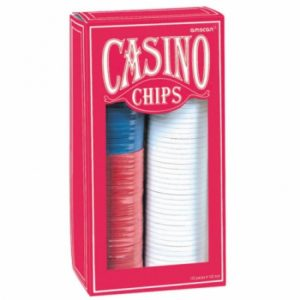 Casino-Chips - spelmarker