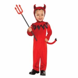halloweendrakt toddler Devil Boy