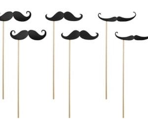 wedding-props-moustache