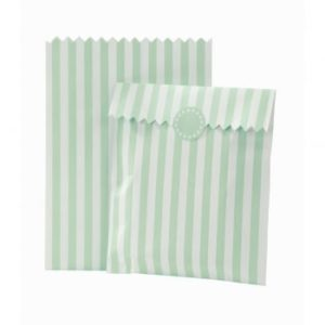 mint-striped-bag