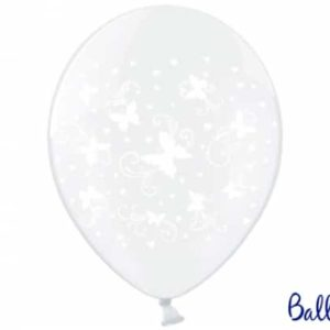 ballong-crystal-clear-butterfly
