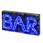 BAR Partyskylt LED