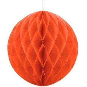 Honeycomb Boll orange