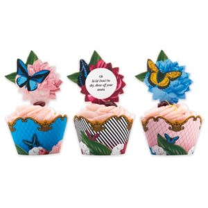 Omslag cupcakes