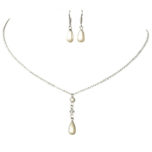 Halsband Set Pearl Chic