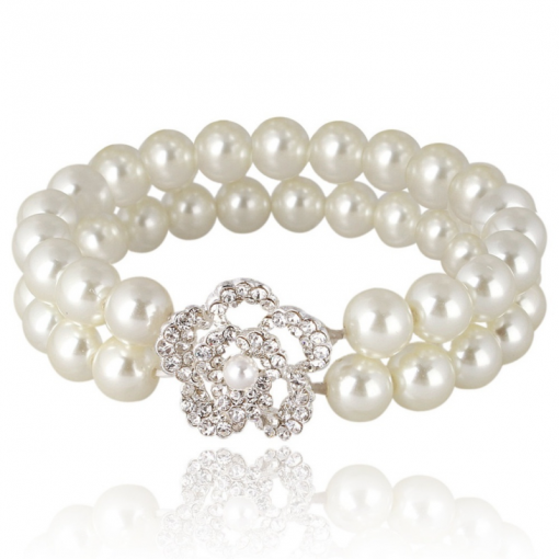 Armband Pearl chic