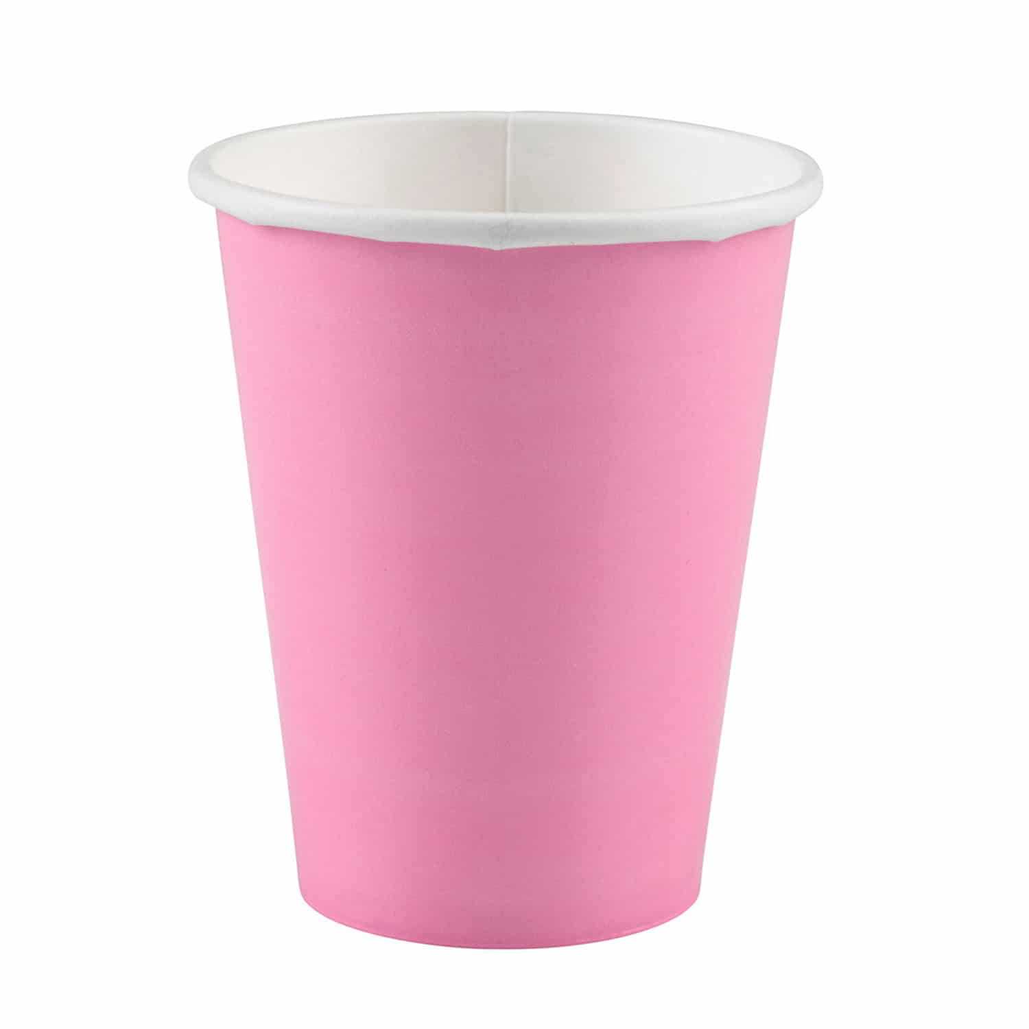pappersmugg rosa