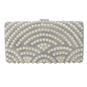 Clutch Väska -Exquisite Pearl - Celebrations.se