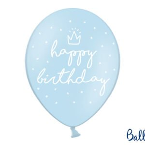 Ballong Happy Birthday